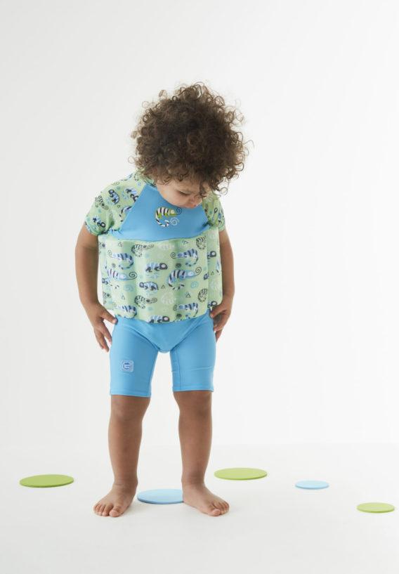 UV FloatSuit<br>Gecko