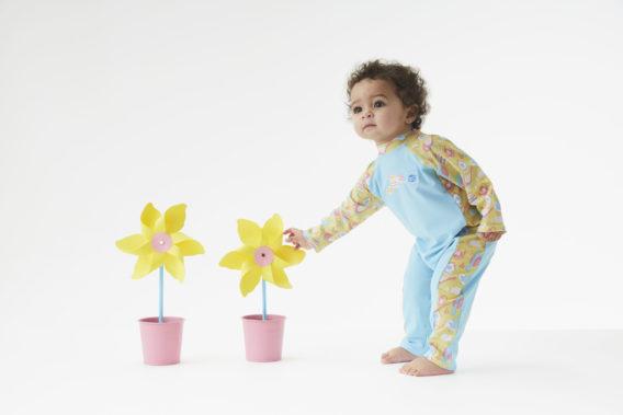 UV Anzug<br>Gartenliebe