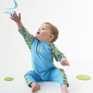 UV Anzug<br>Green Gecko