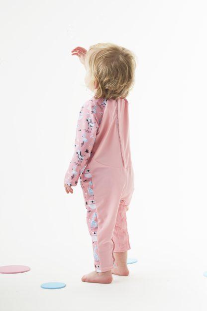 UV Anzug<br>Zebra Nina