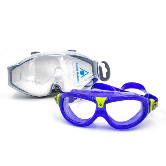 Seal Kid 2 Blau, getönte Gläser