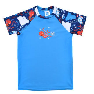 UV Shirt <br> Tiefsee