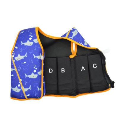 Float jacket<br>Shark