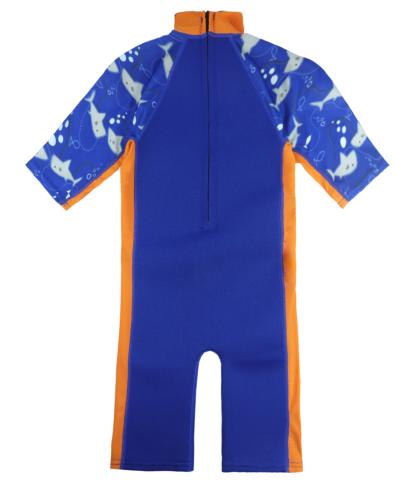 UV Anzug mit Neopreneinsatz <br>Shark