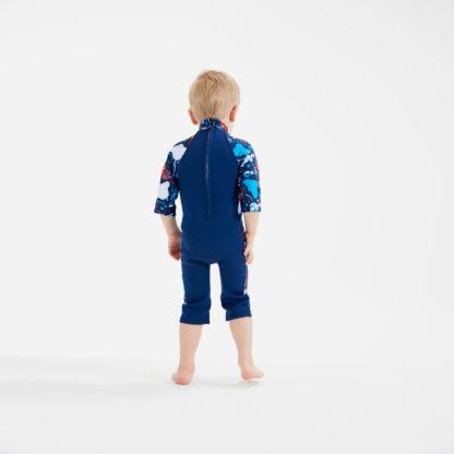 UV Anzug mit Neopreneinsatz <br>Tiefsee