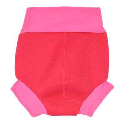 Badehose <br>Pink Geranium