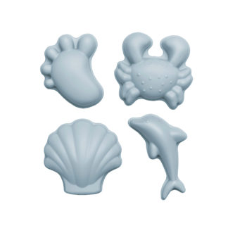 Scrunch moulds <br> Lilla