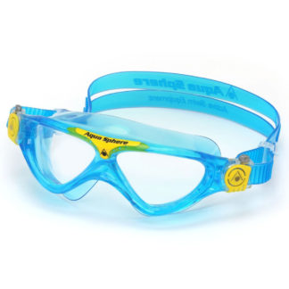 Schwimmbrille Blau/blau