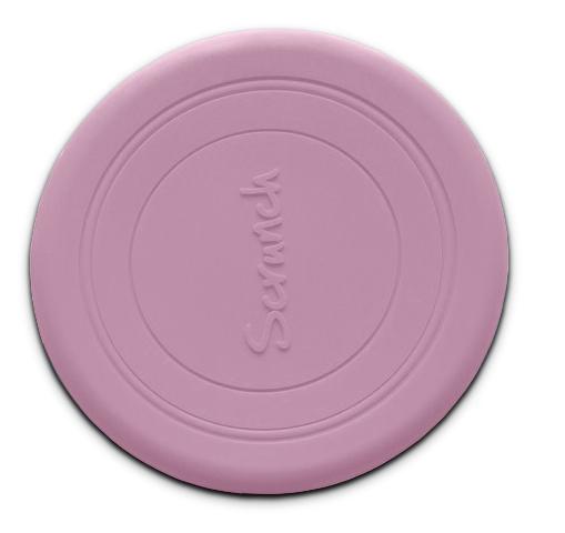 Scrunch Frisbee <br> rosa