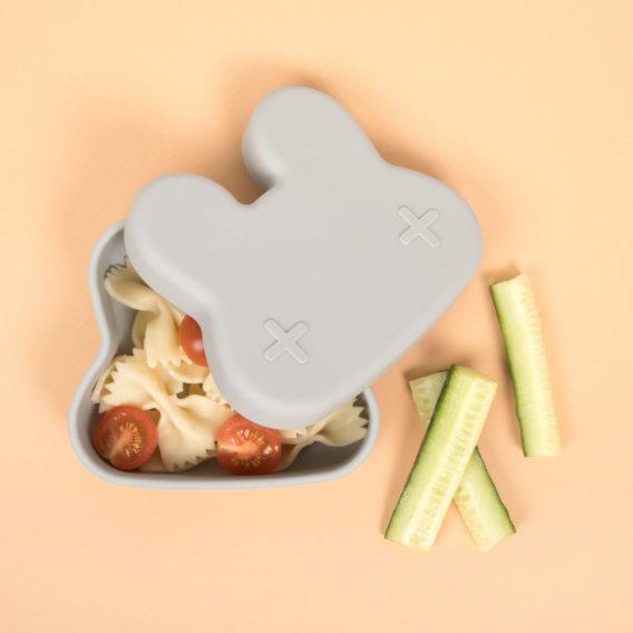 Bunny Snackie Grau