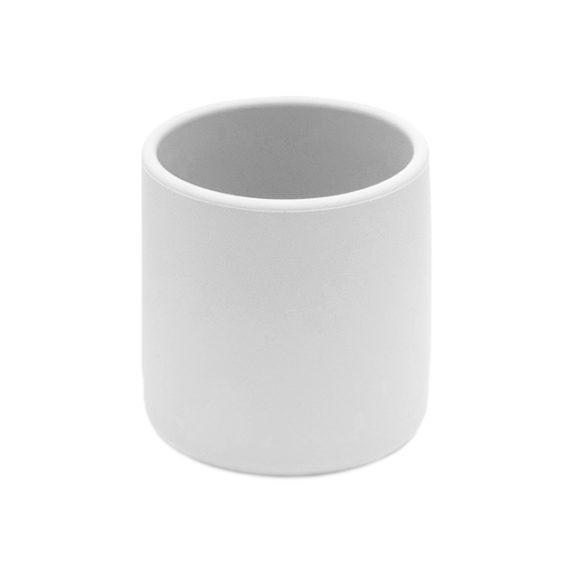 Silikon Cup Grau