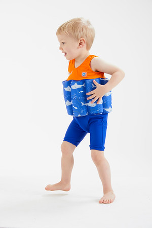 FloatSuit mit Bein<br>Shark